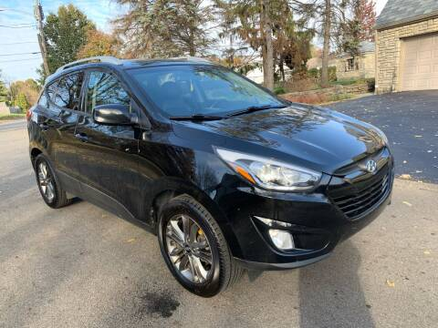 2014 Hyundai Tucson for sale at Via Roma Auto Sales in Columbus OH