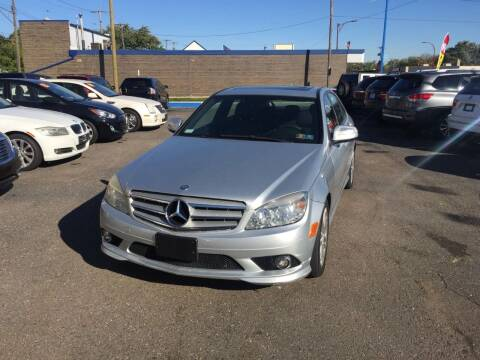 2008 Mercedes-Benz C-Class for sale at GREAT DEAL AUTO SALES in Center Line MI