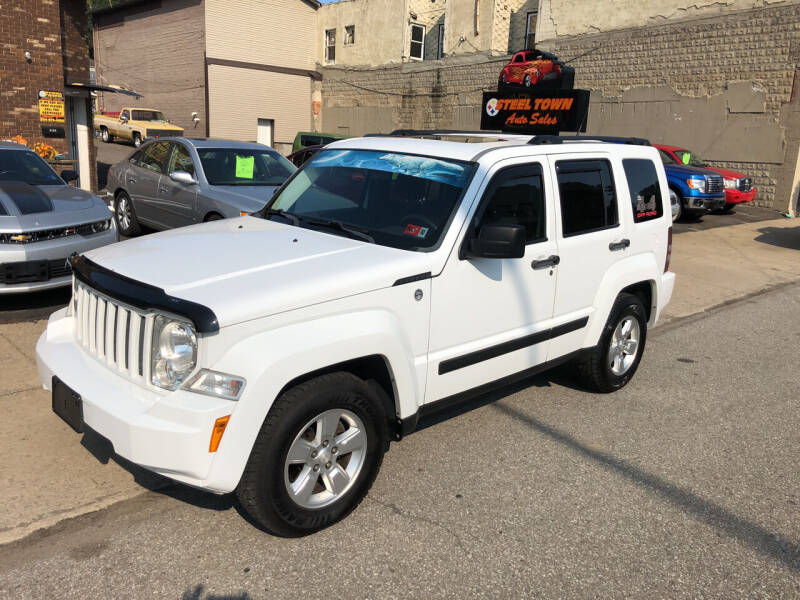 2011 Jeep Liberty for sale at STEEL TOWN PRE OWNED AUTO SALES in Weirton WV