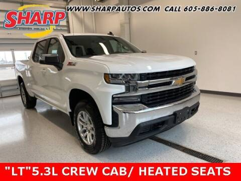 2021 Chevrolet Silverado 1500 for sale at Sharp Automotive in Watertown SD