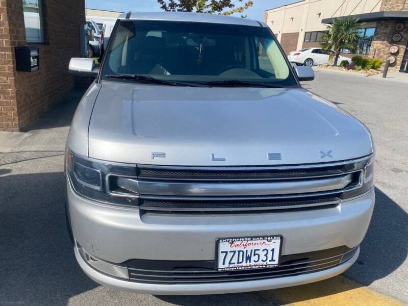 2018 Ford Flex for sale at Z Motors in Chattanooga TN