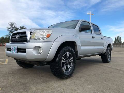2005 Toyota Tacoma for sale at Rave Auto Sales in Corvallis OR
