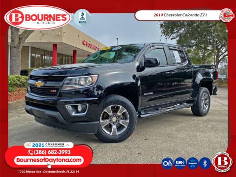 2019 Chevrolet Colorado for sale at Bourne's Auto Center in Daytona Beach FL