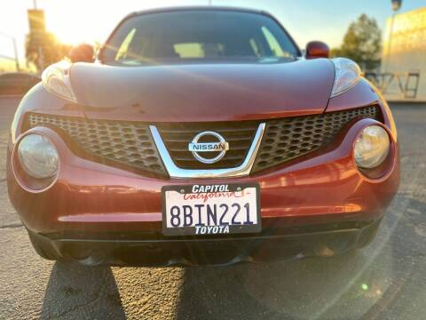 2013 Nissan JUKE for sale at Global Auto Group in Fontana CA
