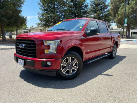 2017 Ford F-150 for sale at Used Cars Fresno Inc in Fresno CA