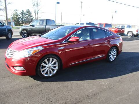 2013 Hyundai Azera for sale at FINAL DRIVE AUTO SALES INC in Shippensburg PA