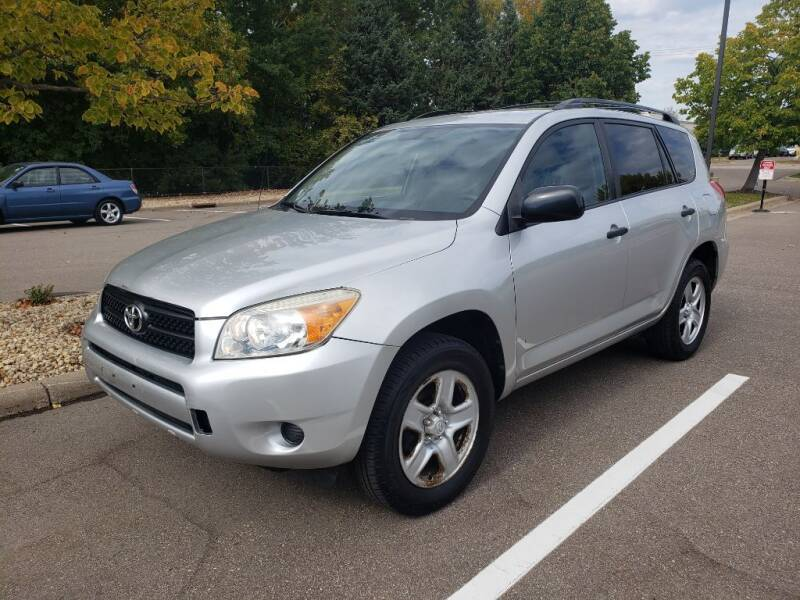 2008 Toyota RAV4 for sale at Fleet Automotive LLC in Maplewood MN