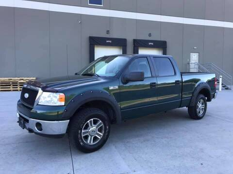2007 Ford F-150 for sale at Angies Auto Sales LLC in Newport MN
