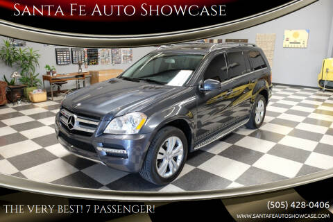 2011 Mercedes-Benz GL-Class for sale at Santa Fe Auto Showcase in Santa Fe NM