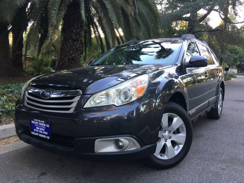 2011 Subaru Outback for sale at Valley Coach Co Sales & Lsng in Van Nuys CA