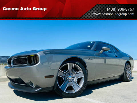 2012 Dodge Challenger for sale at Cosmo Auto Group in San Jose CA