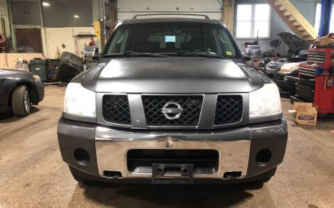 2005 Nissan Armada for sale at Six Brothers Auto Sales in Youngstown OH