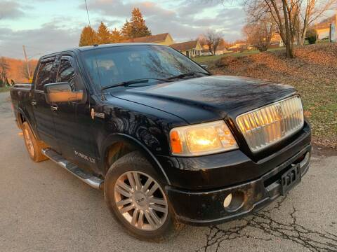 2007 Lincoln Mark LT for sale at Trocci's Auto Sales in West Pittsburg PA