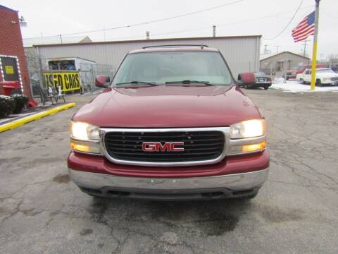 2006 GMC Yukon XL for sale at X Way Auto Sales Inc in Gary IN