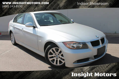 2006 BMW 3 Series for sale at Insight Motors in Tempe AZ