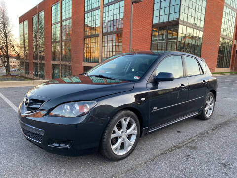 2007 Mazda MAZDA3 for sale at Auto Wholesalers Of Rockville in Rockville MD