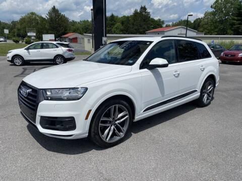 2017 Audi Q7 for sale at Alexandria Auto Mart LLC in Alexandria PA