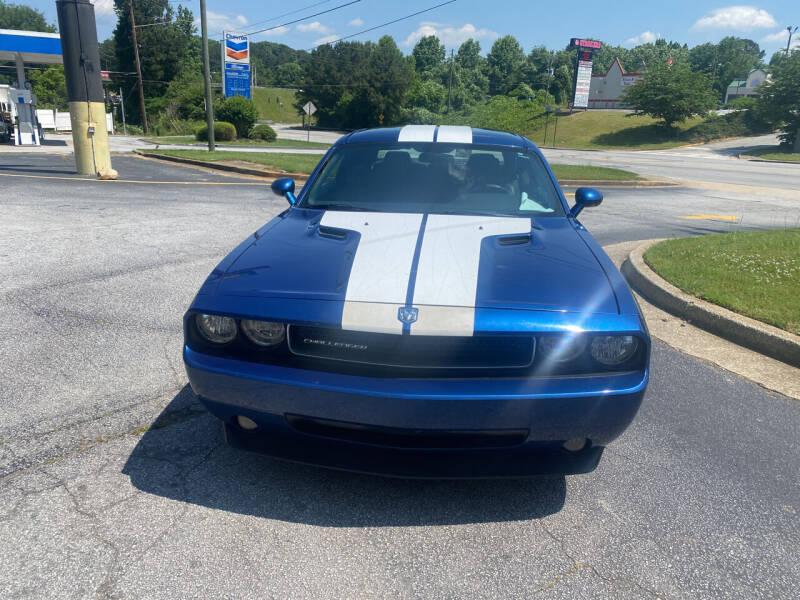 2009 Dodge Challenger for sale at BRAVA AUTO BROKERS LLC in Clarkston GA