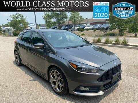 2017 Ford Focus for sale at World Class Motors LLC in Noblesville IN