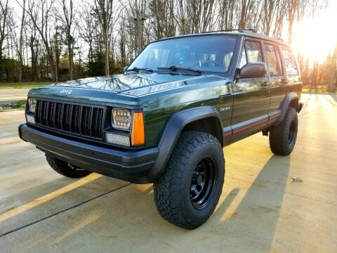 1996 Jeep Cherokee for sale at Lease Car Sales 3 in Warrensville Heights OH