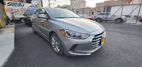 2017 Hyundai Elantra for sale at South Street Auto Sales in Newark NJ