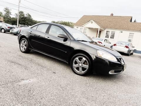 2009 Pontiac G6 for sale at New Wave Auto of Vineland in Vineland NJ