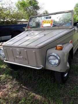 1970 Volkswagen Thing for sale at Classic Car Deals in Cadillac MI