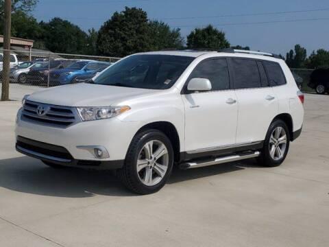 2012 Toyota Highlander for sale at Best Auto Sales LLC in Auburn AL