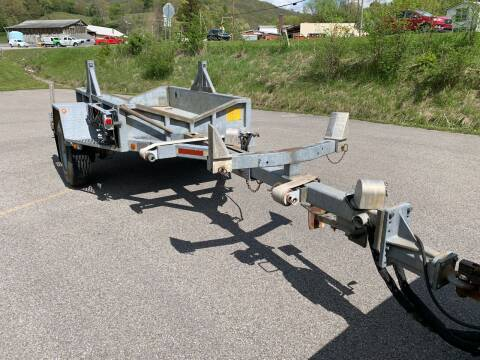 2000 Sauber 1521 Ext Pole Trailer for sale at Henderson Truck & Equipment Inc. in Harman WV