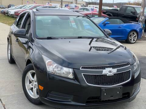 2013 Chevrolet Cruze for sale at Wyss Auto in Oak Creek WI