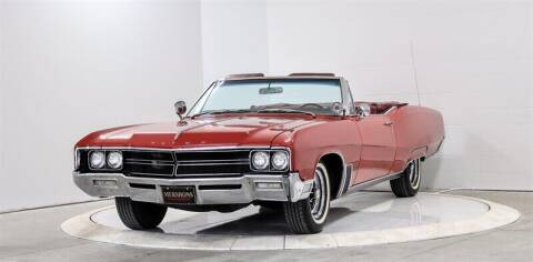 1967 Buick Wildcat for sale at Mershon's World Of Cars Inc in Springfield OH