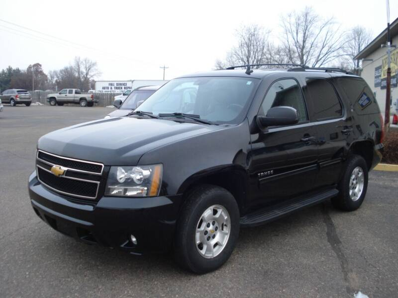 2012 Chevrolet Tahoe for sale at North Star Auto Mall in Isanti MN