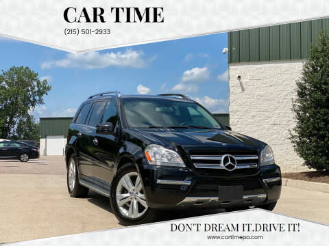2012 Mercedes-Benz GL-Class for sale at Car Time in Philadelphia PA