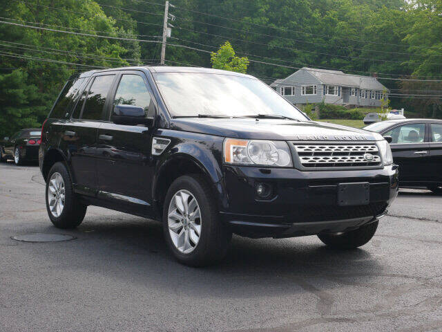2011 Land Rover LR2 for sale at Canton Auto Exchange in Canton CT