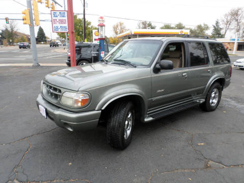 1999 Ford Explorer for sale at Premier Auto in Wheat Ridge CO