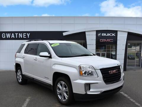 2017 GMC Terrain for sale at DeAndre Sells Cars in North Little Rock AR