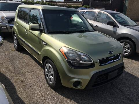 2012 Kia Soul for sale at Payless Auto Sales LLC in Cleveland OH