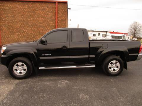 2013 Toyota Tacoma for sale at A & P Automotive in Montgomery AL