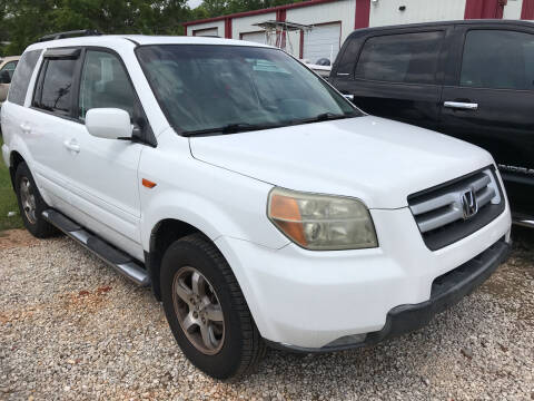 2006 Honda Pilot for sale at Bay City Auto's in Mobile AL