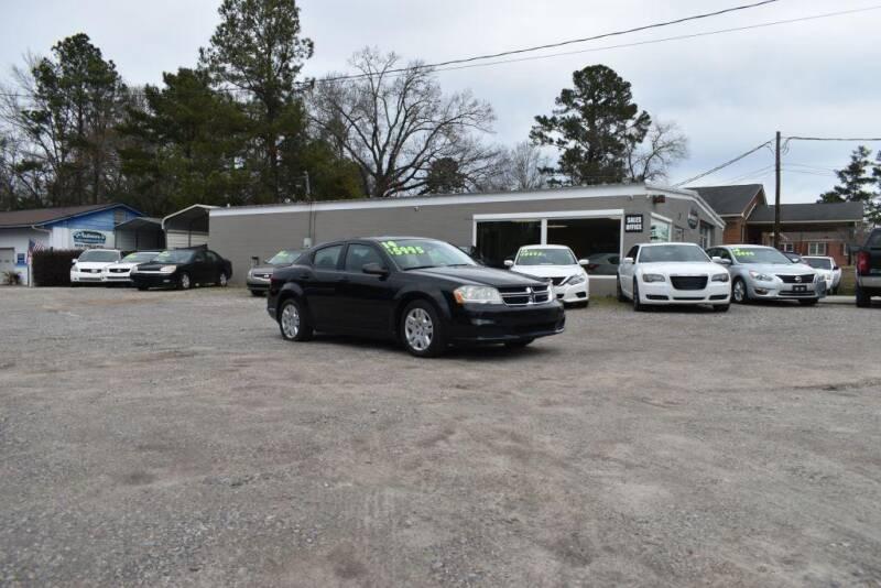 2014 Dodge Avenger for sale at Barrett Auto Sales in North Augusta SC