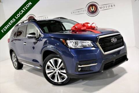 2019 Subaru Ascent for sale at Unlimited Motors in Fishers IN