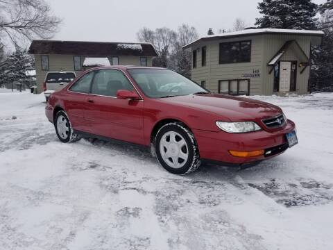 1997 Acura CL for sale at Shores Auto in Lakeland Shores MN