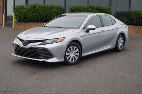 2018 Toyota Camry Hybrid for sale at Next Ride Motors in Nashville TN