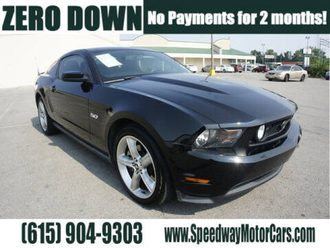 2012 Ford Mustang for sale at Speedway Motors in Murfreesboro TN