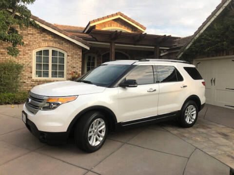 2014 Ford Explorer for sale at R P Auto Sales in Anaheim CA
