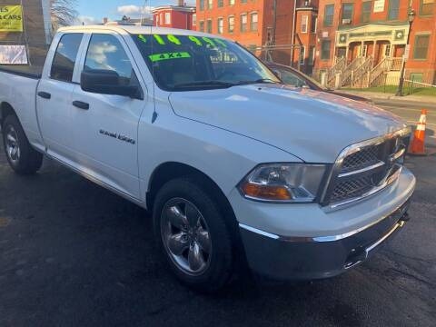 2012 RAM Ram Pickup 1500 for sale at James Motor Cars in Hartford CT