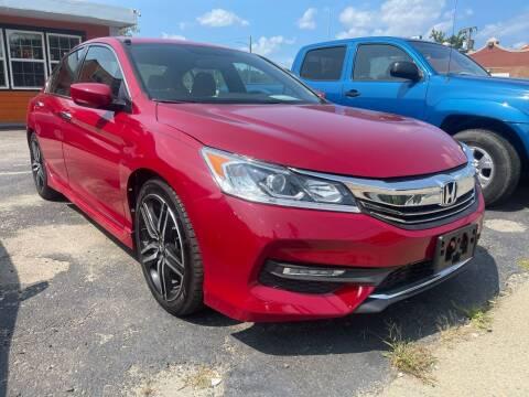 2017 Honda Accord for sale at Copa Mundo Auto in Richmond VA