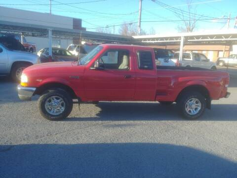2000 Ford Ranger for sale at Lewis Used Cars in Elizabethton TN