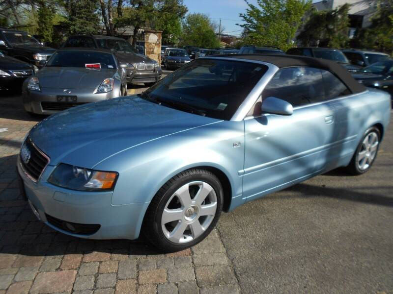 2005 Audi A4 for sale at Precision Auto Sales of New York in Farmingdale NY