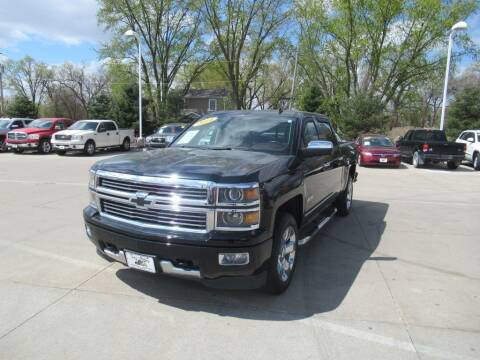 2014 Chevrolet Silverado 1500 for sale at Aztec Motors in Des Moines IA